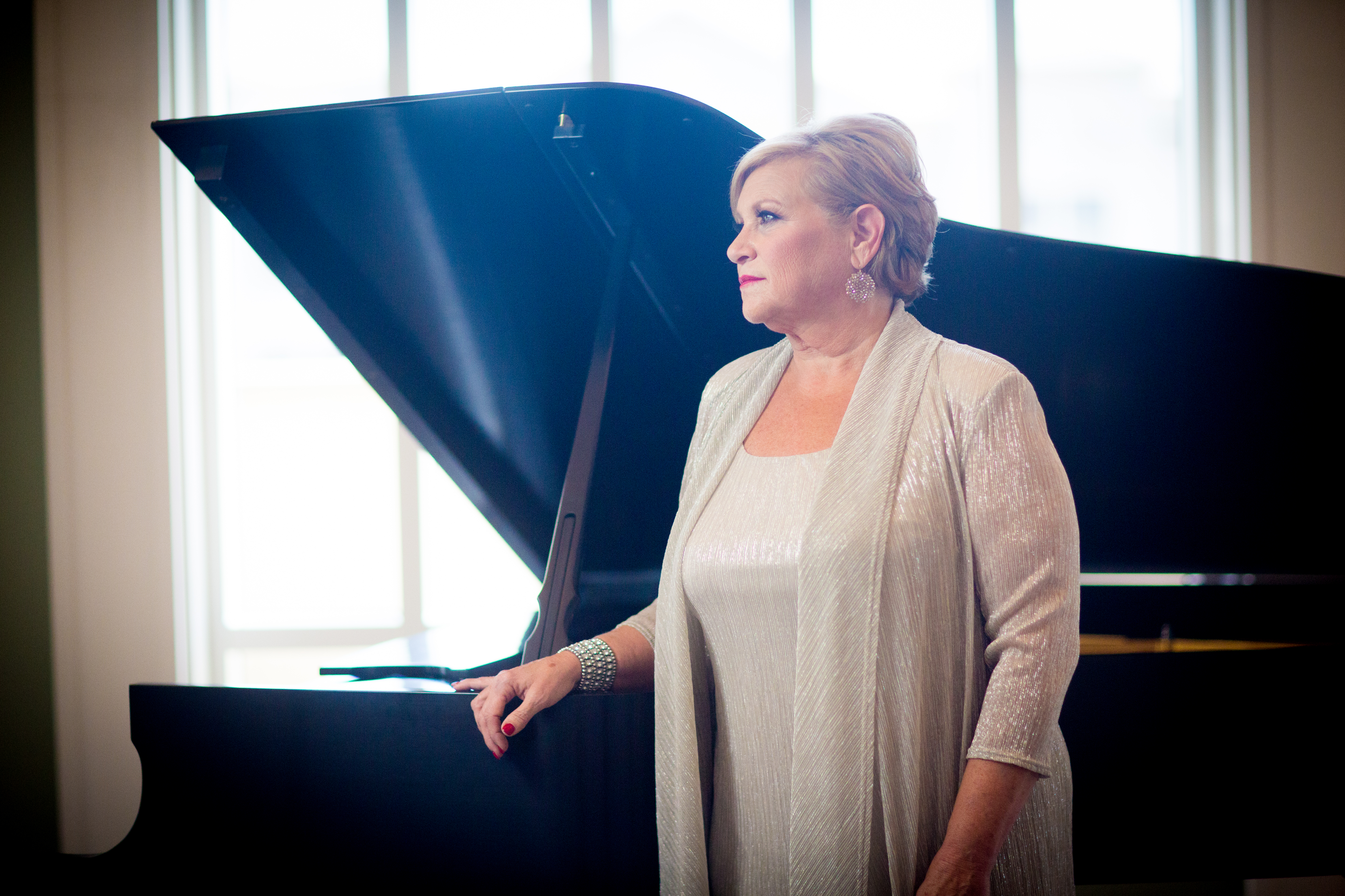 Sandi Patty as featured on the Jesus Calling podcast