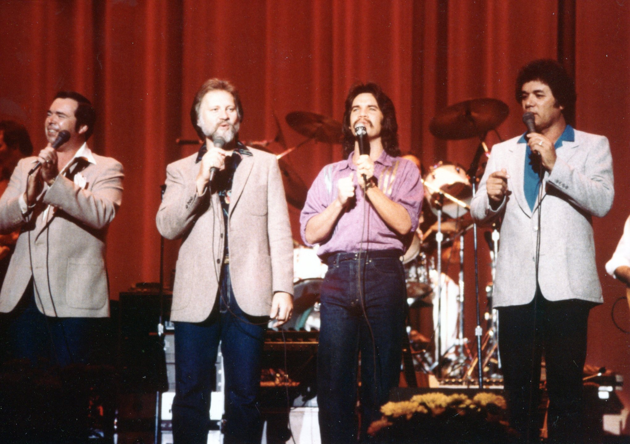 Russ Taff with the Imperials