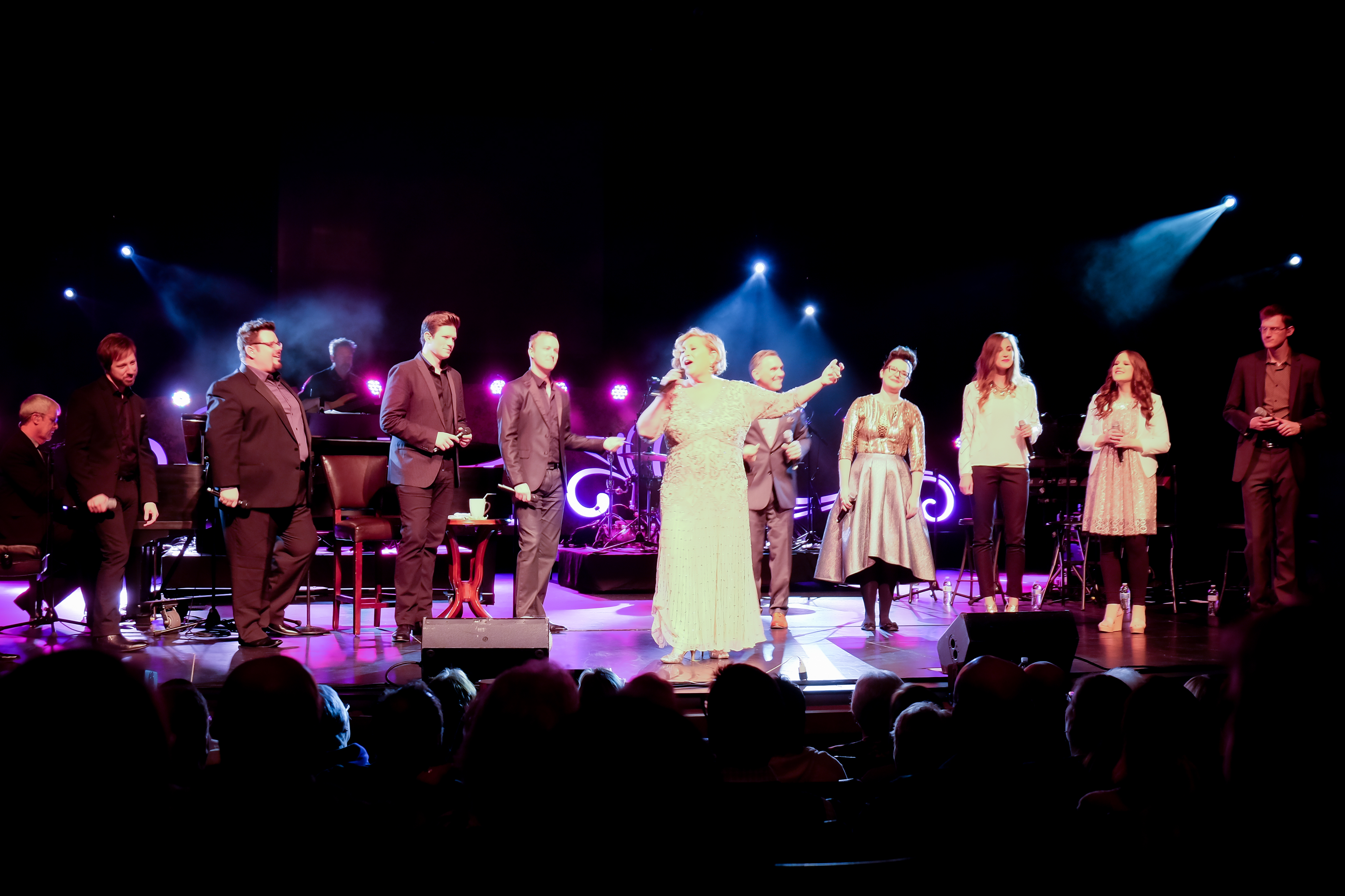 Sandi Patty farewell performance