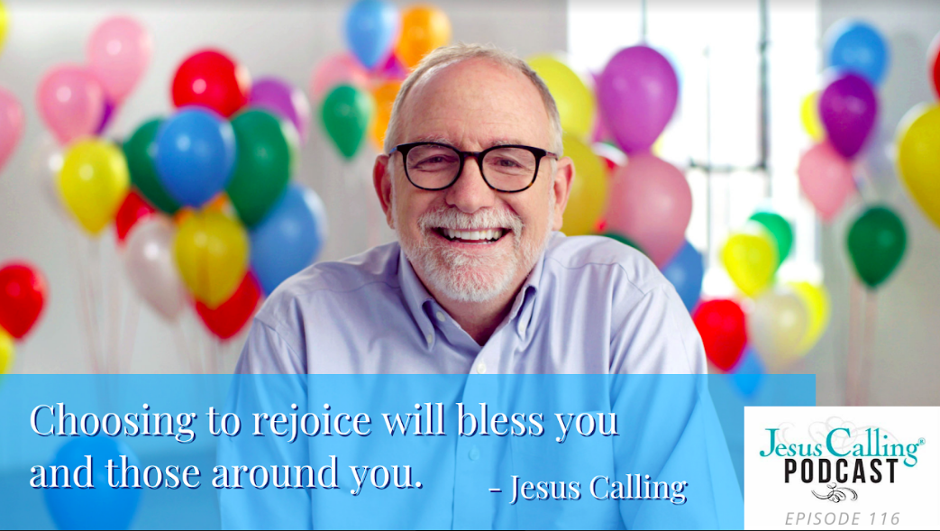 New York Times bestselling author, Bob Goff as featured on the Jesus Calling podcast episode #116