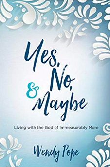 Wendy Pope new book, Yes, No, Maybe