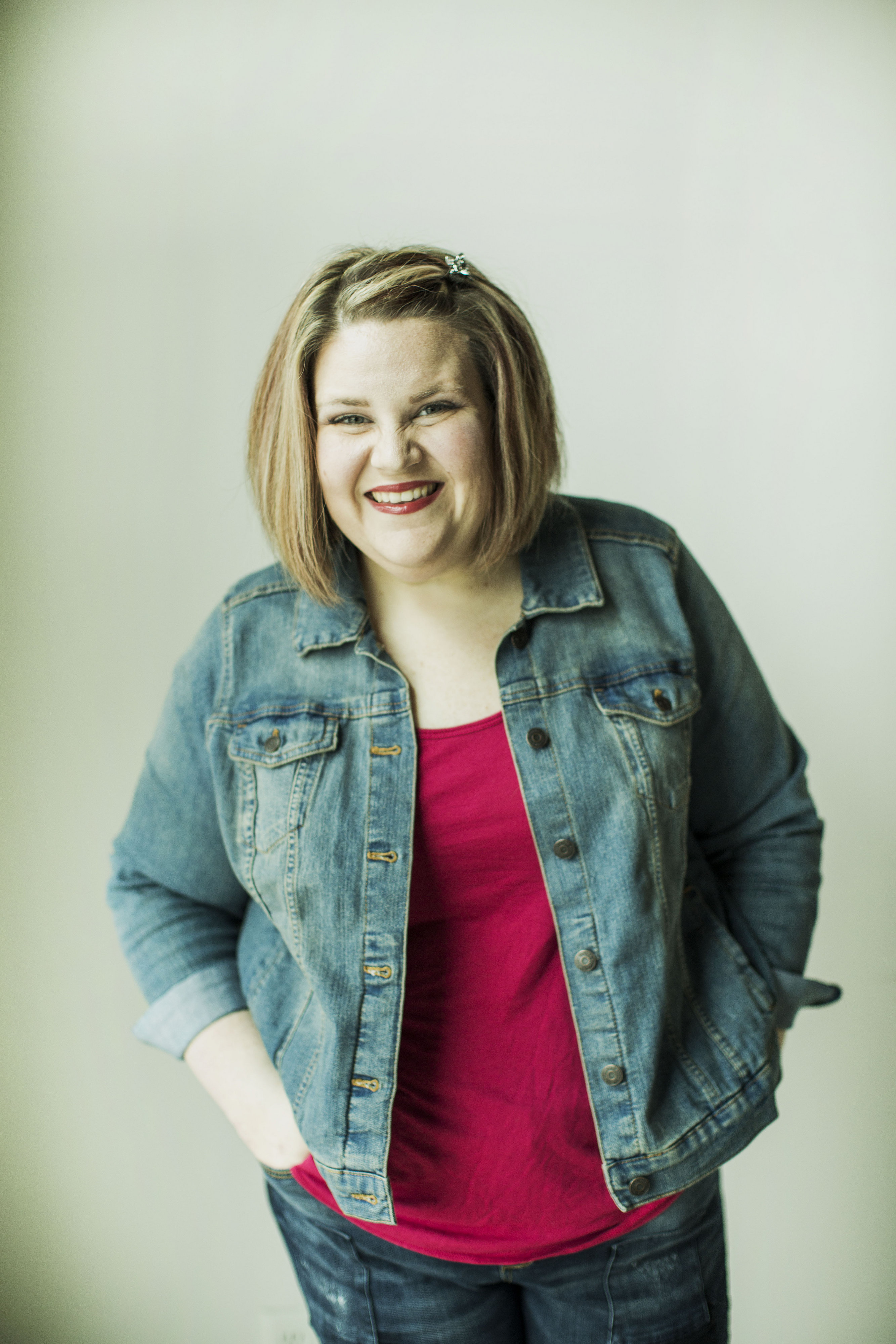 Chewbacca Mom, Candace Payne as featured on the Jesus Calling podcast