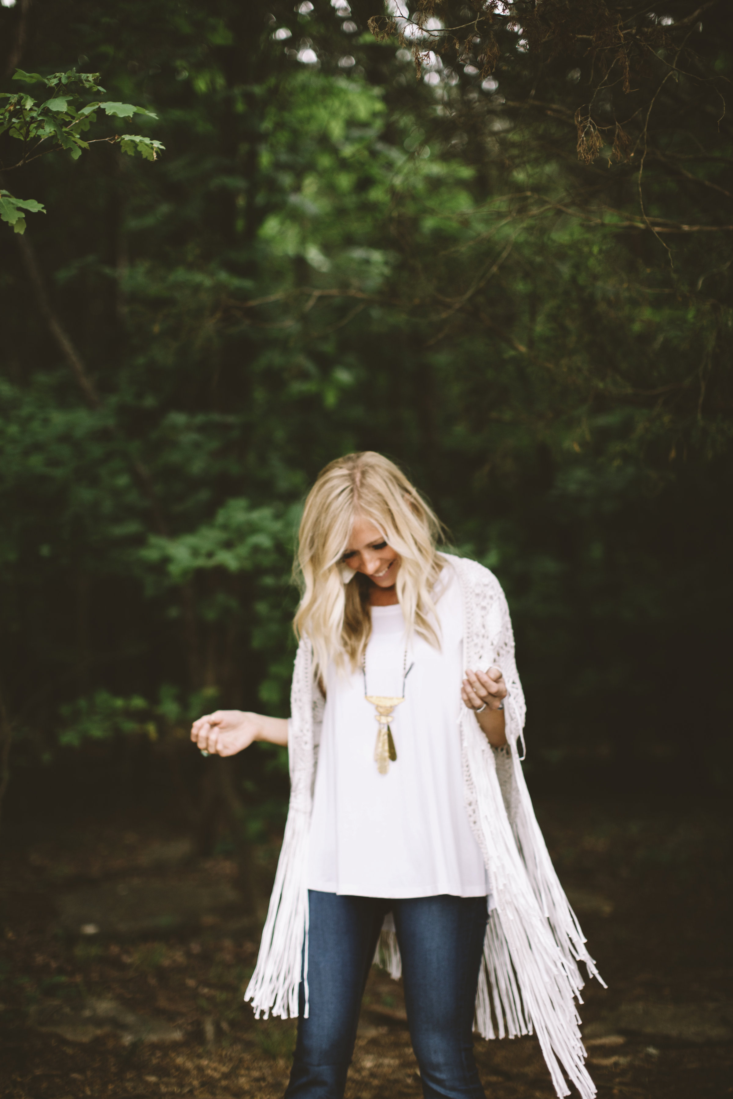 Ellie Holcomb as featured on the Jesus Calling podcast