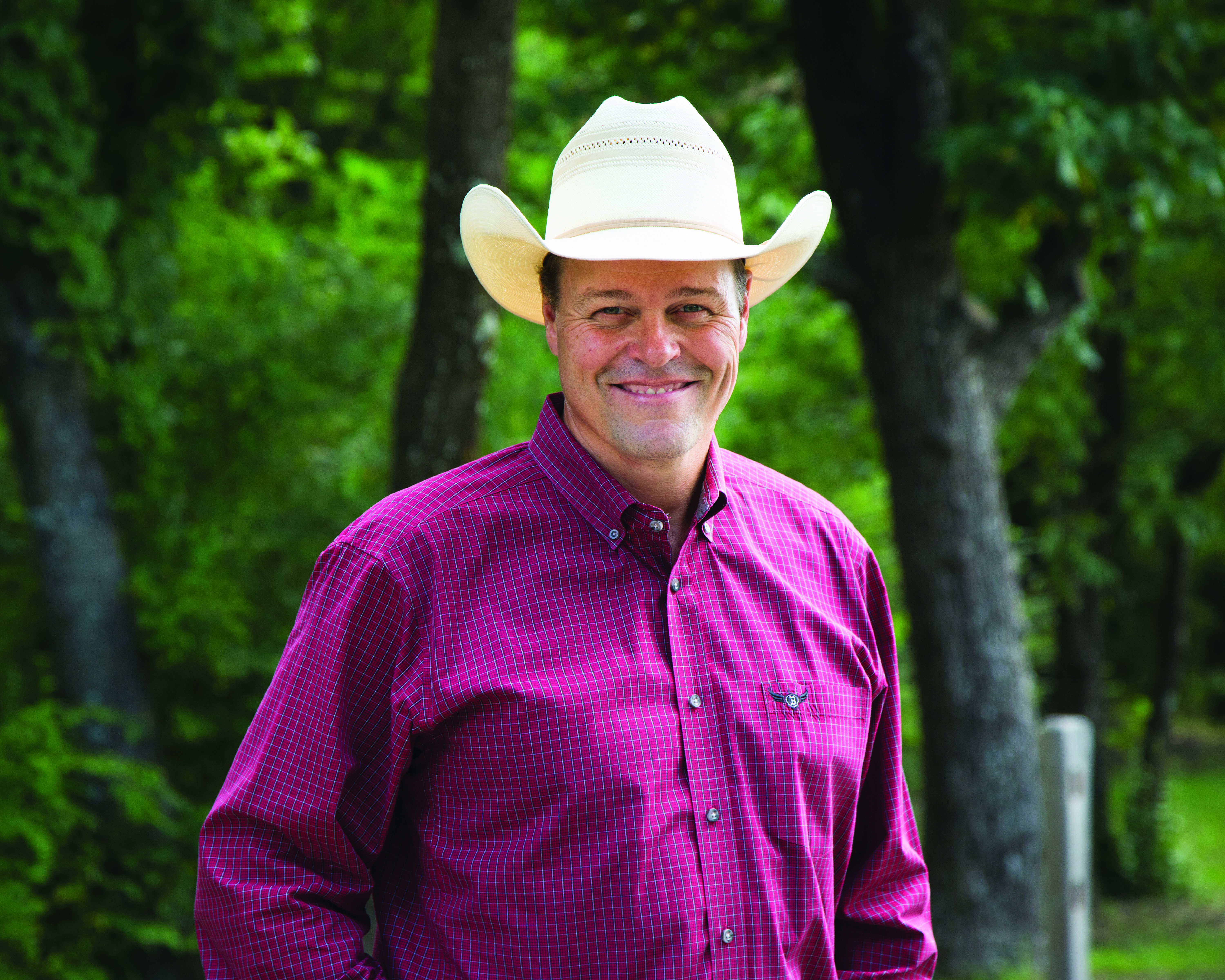 Steer Wrestling Champion, Rope Myers as featured on the Jesus Calling podcast