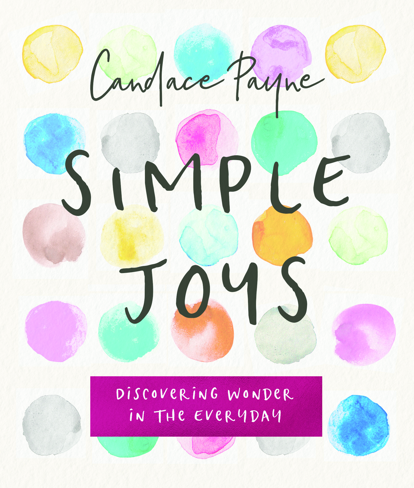 Candace Payne - Simple Joys book cover