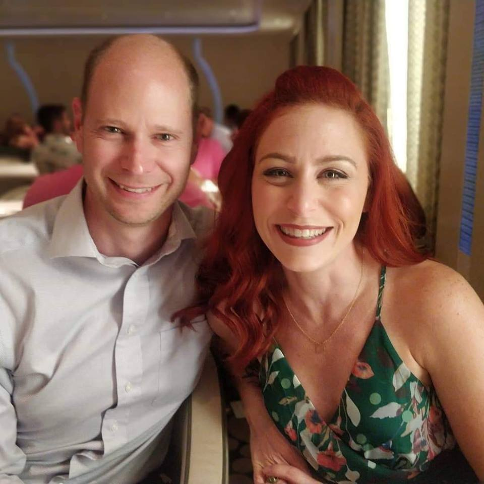 Justine & Chad Froelker as featured on the Jesus Calling podcast