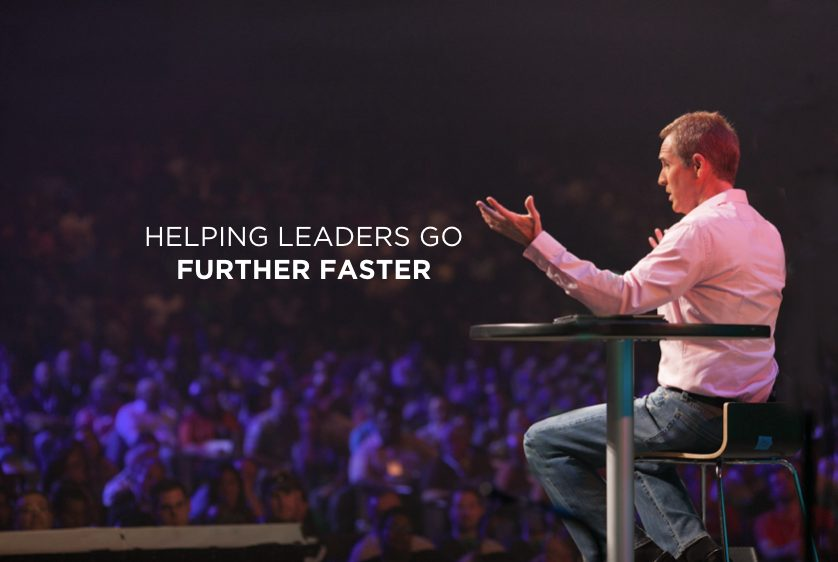 Andy Stanley- leadership podcast and courses