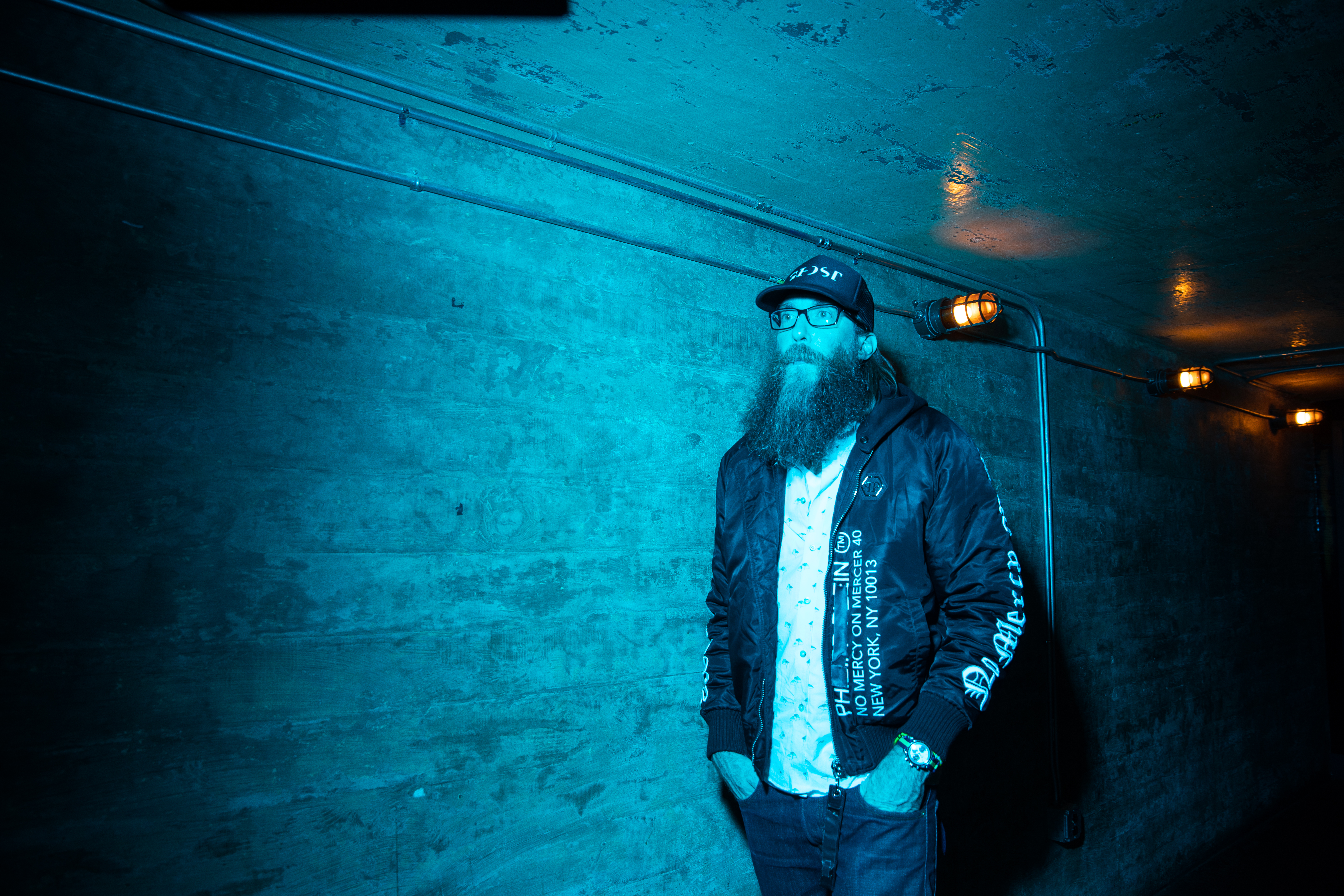 David Crowder as featured on Jesus Calling podcast