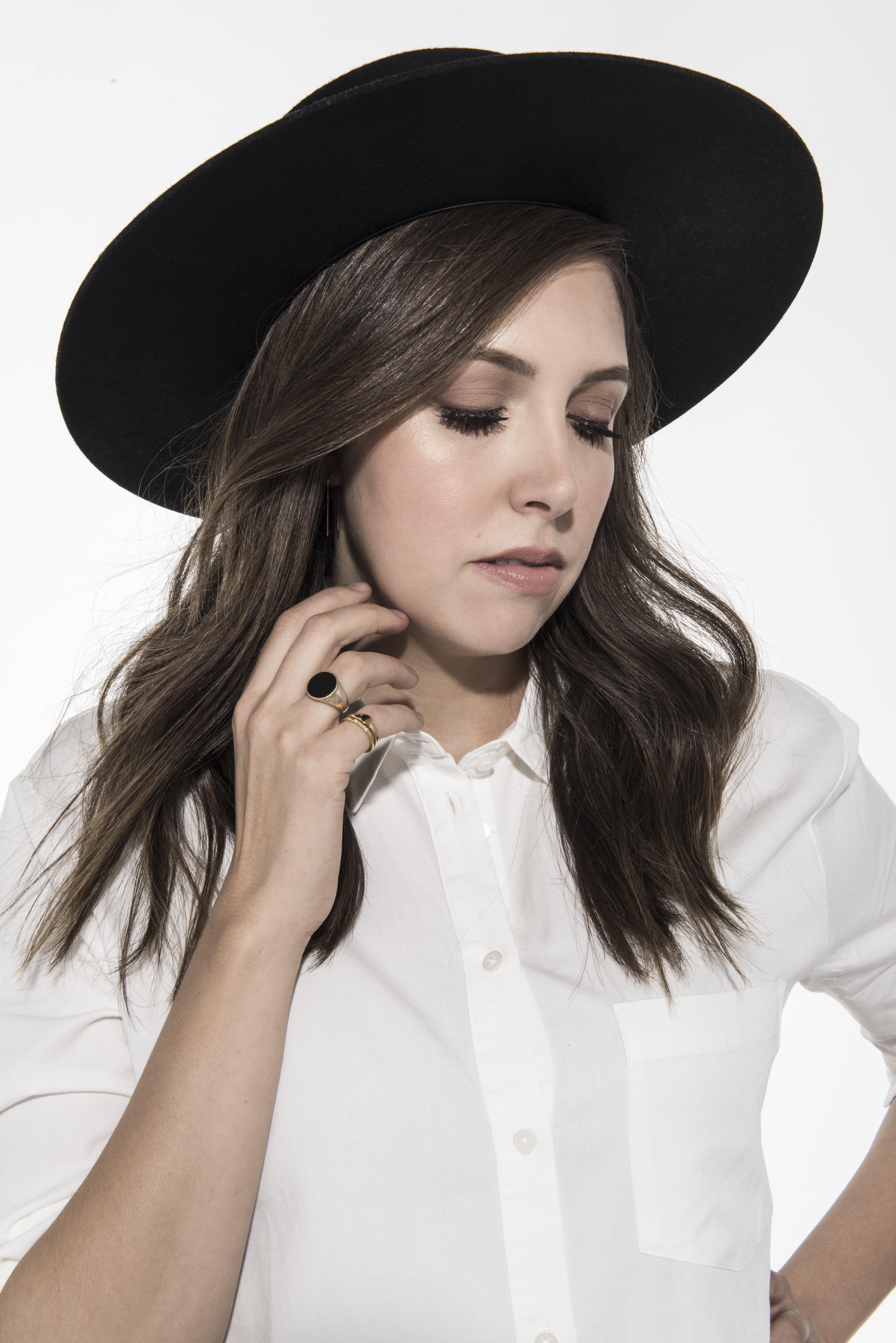 Francesca Battistelli as featured on Jesus Calling podcast
