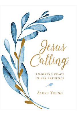 Jesus Calling Large Botanical