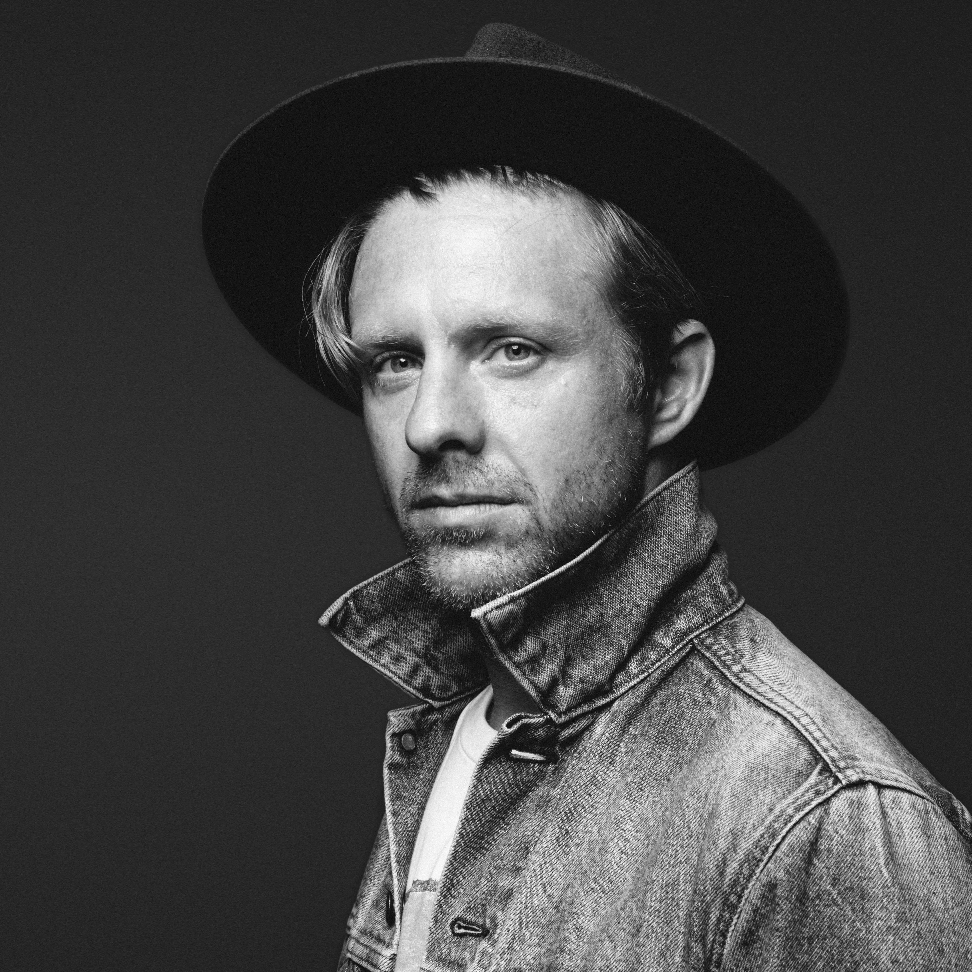 Switchfoot frontman, Jon Foreman as featured on the Jesus Calling podcast
