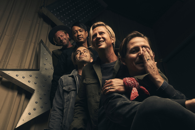 Switchfoot pr image for Native Tongue CD release