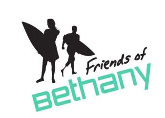Friends of Bethany Hamilton logo