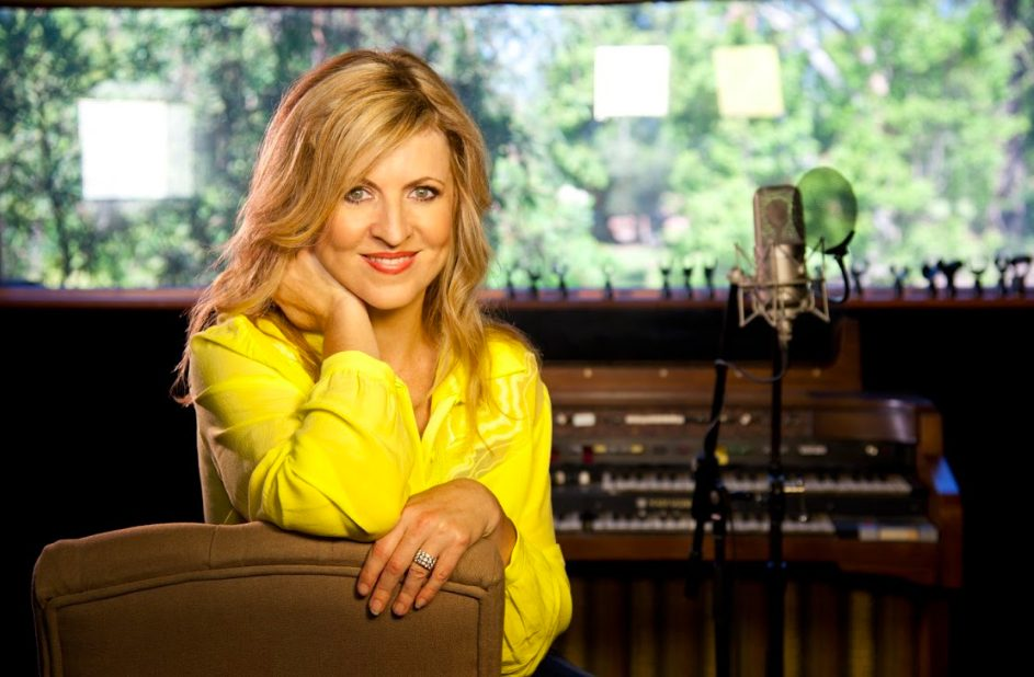 Darlene Zschech image as featured on the Jesus Calling podcast