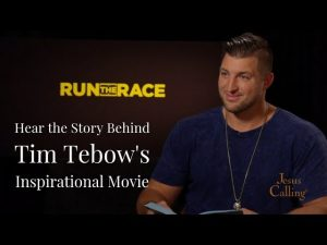 Tim Tebow: Run After What's Most Important
