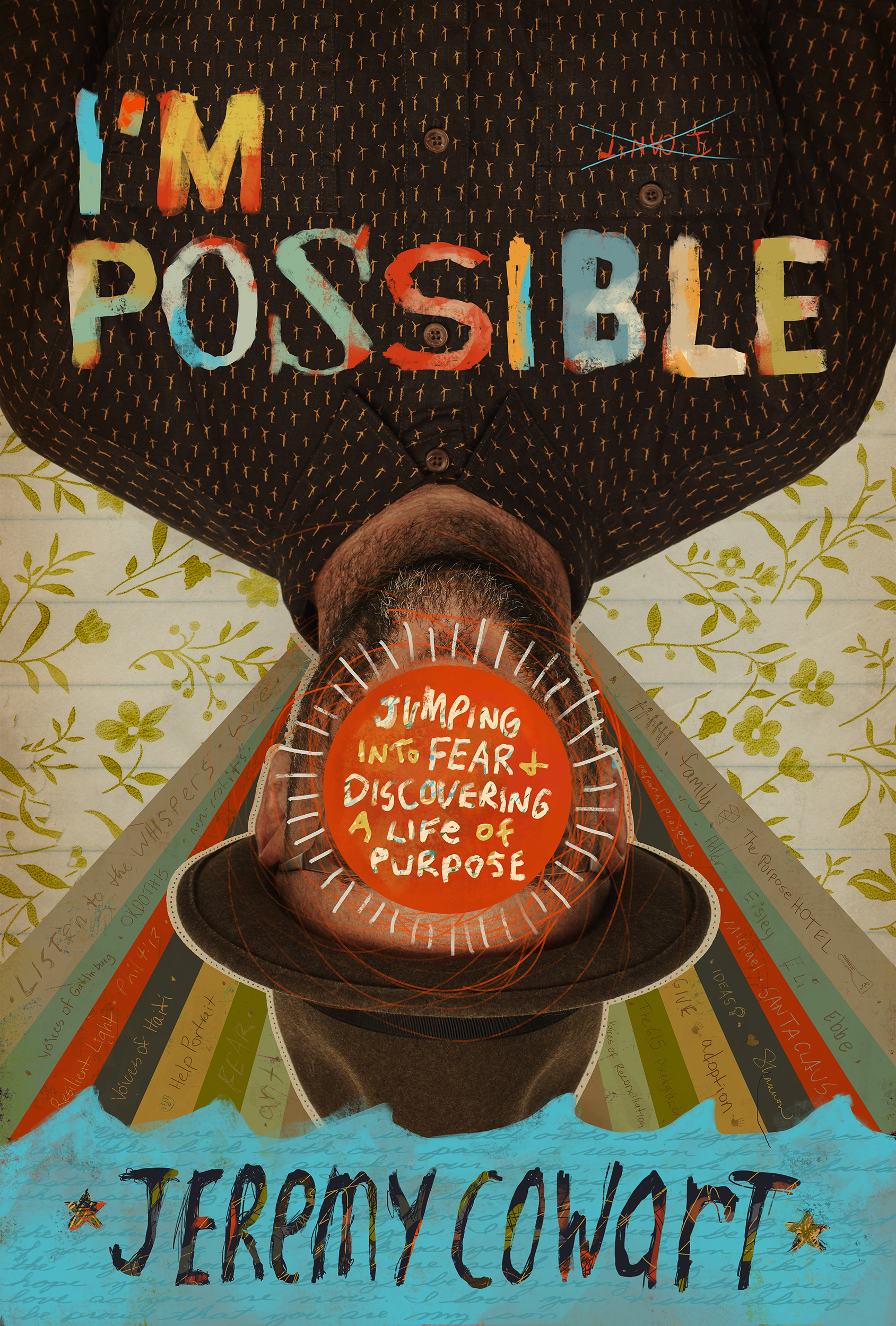 Jeremy Cowart - I'm Possible book