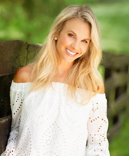 Elisabeth Hasselbeck as featured on Jesus Calling podcast