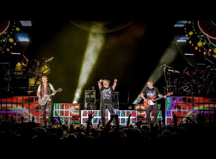 Rascal Flatts' Jay DeMarcus - Hope coming from the stragest places on his road to fame and success