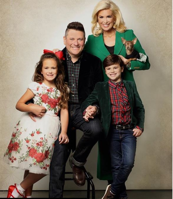 Rascal Flatts' Jay DeMarcus and his family...making time for what is important