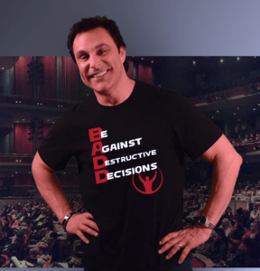 Marc Mero: God's Power to Direct Us onto Better Paths
