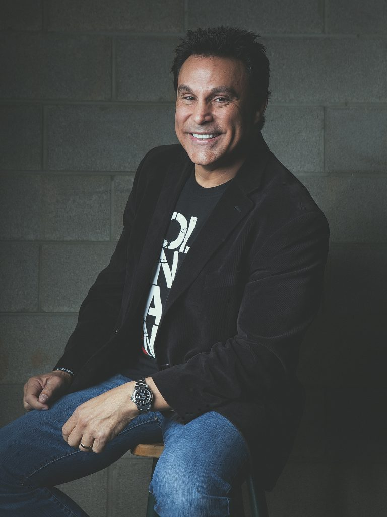 Marc Mero - former professional wrestler and now minister