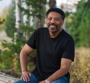 Dr. Tony Evans on Jesus Calling Podcast episode #144