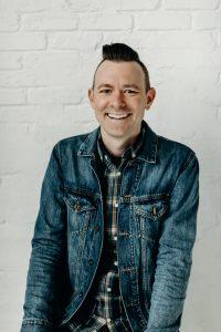 Daniel Scott author of Jesus Calling blog on teen relationships