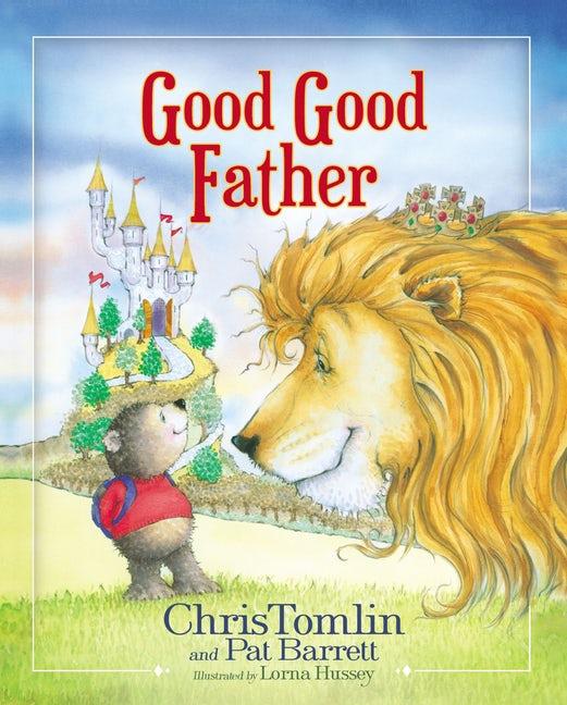 Chris Tomlin book, Good, Good Father