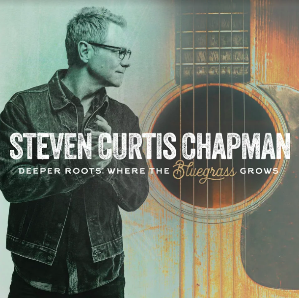 Steven Curtis Chapman - Deeper Roots album as featured on the Jesus Calling podcast