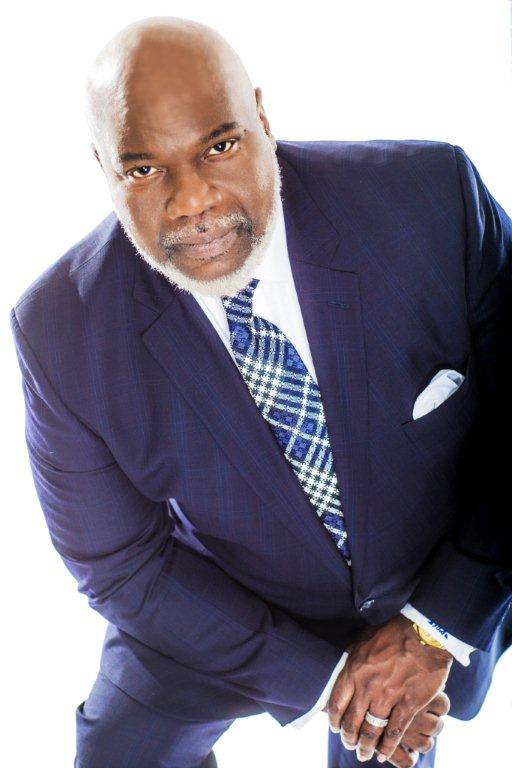 """Bishop T. D. Jakes reminds Jesus Calling podcast listeners: """"You have to be gentle with people that are hurt. You have to be empathetic."""""""