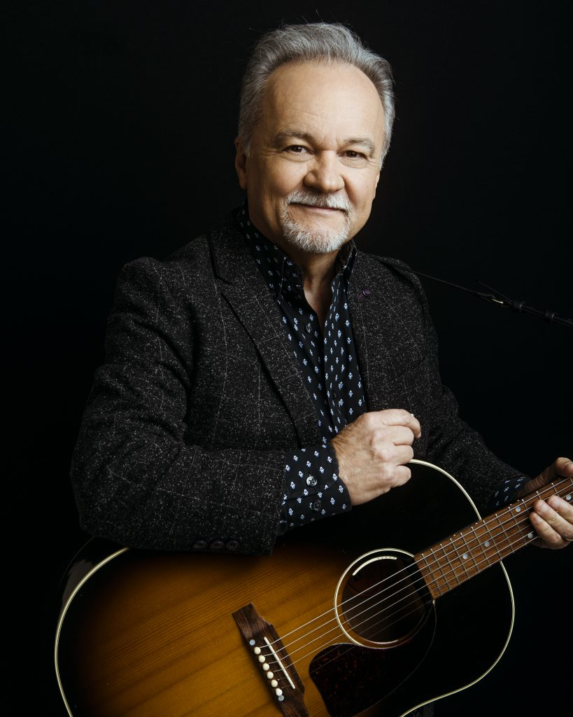 Jesus Calling podcast welcomes Country & Gospel music artist, Jimmy Fortune from the legendary The Statlers Brothers country music group