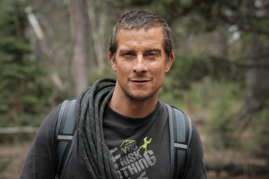 Adventurer and television show host of Man Vs. Wild, Bear Grylls has made his way up mountains, explored underwater, and foraged through jungles. He joins Jesus Calling podcast to share his love in spending time in the world God created, and listeners learn a little about the faith that gives him Soul Fuel, which happens to be the title of his latest book. Bear shares how Jesus' love and grace give him strength for the road ahead, and why he wants to help his three boys with their own spiritual journeys.