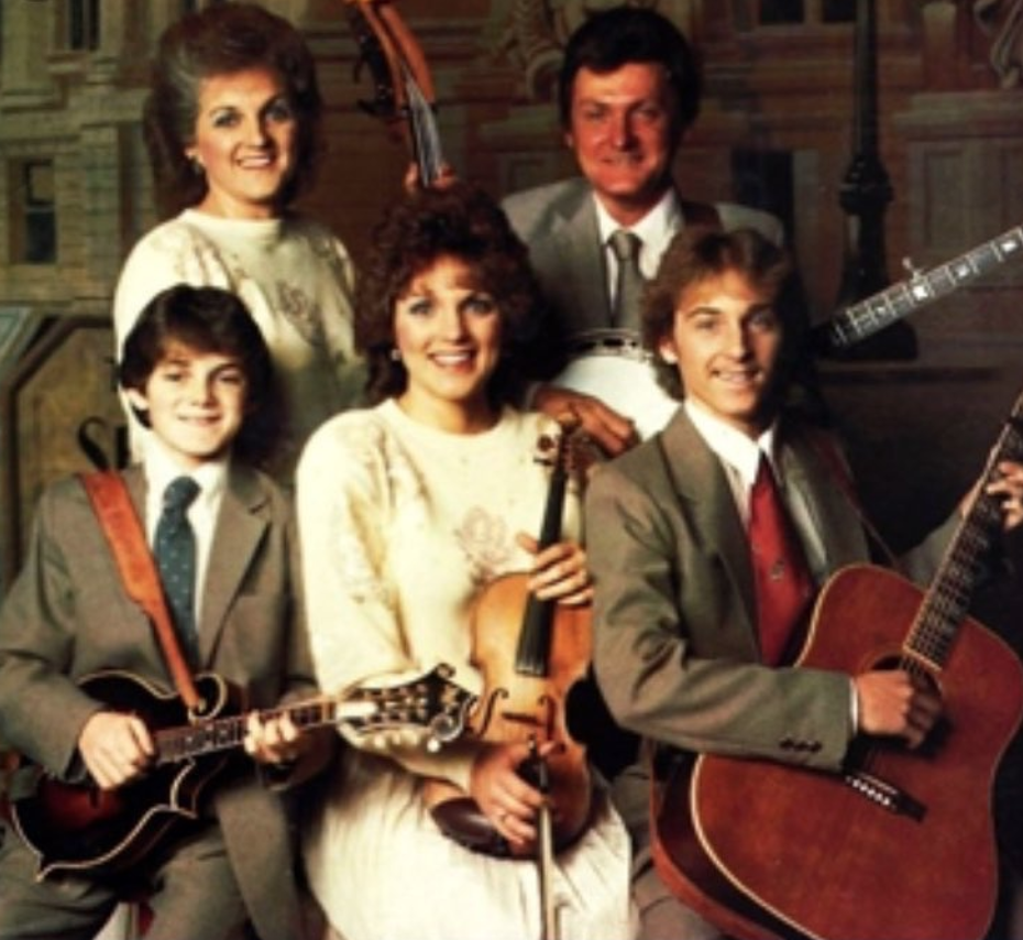 Jesus Calling podcast recently highlighted the queen of bluegrass Rhonda Vincent who is leading the sixth generation of family in country and bluegrass music.