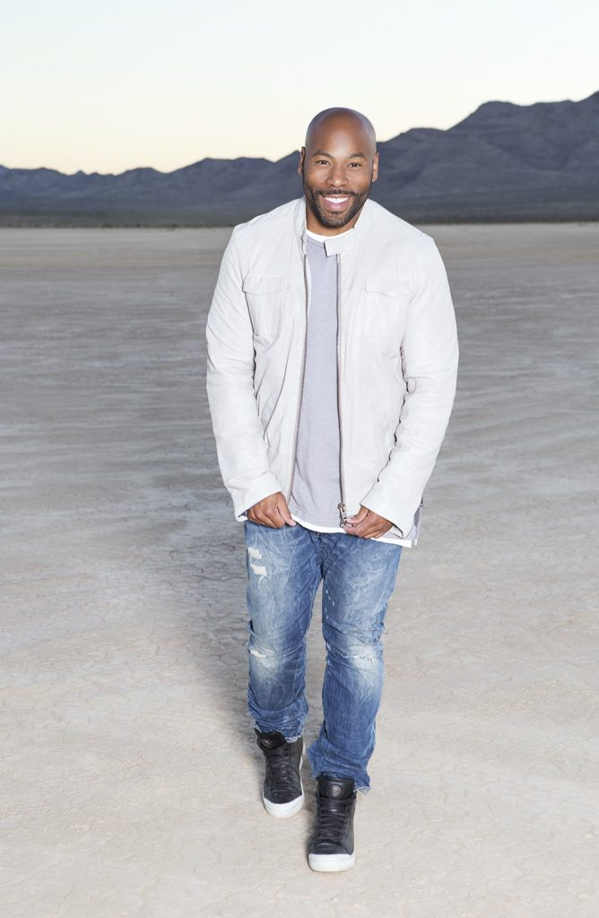 Jesus Calling podcast welcomes Christian music artist & now author, Anthony Evans