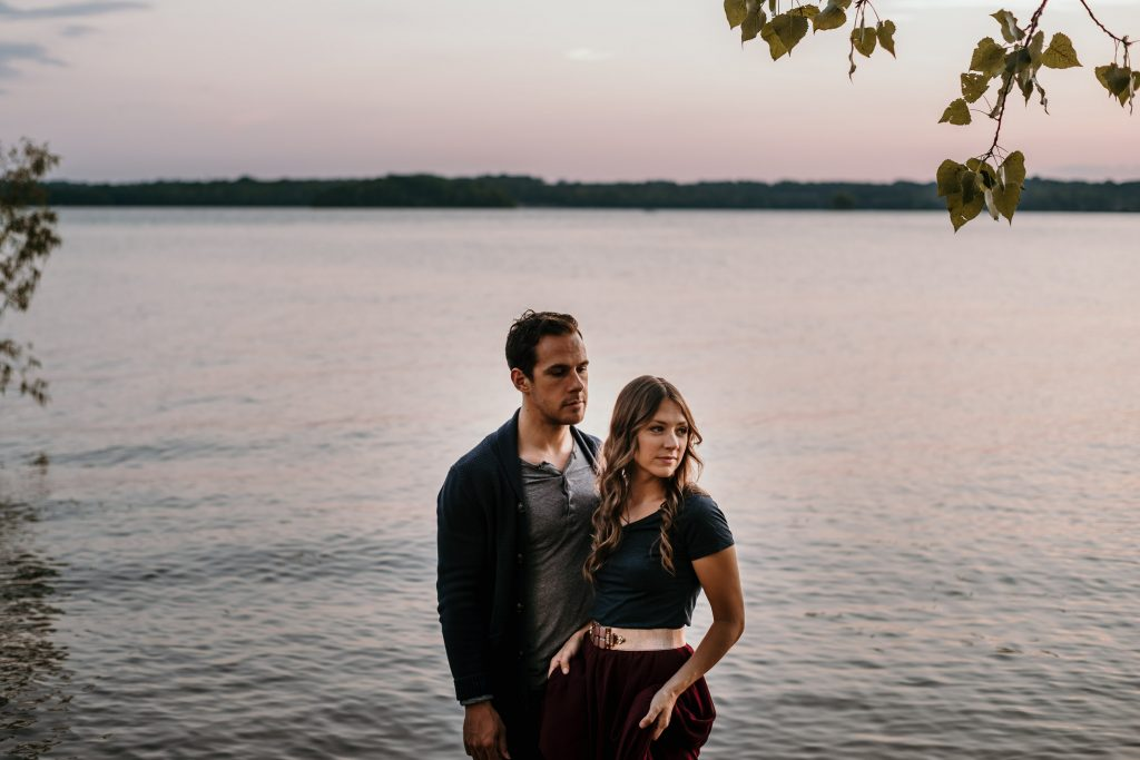 Christian Artists, Jenny & Tyler - as featured on the Jesus Calling podcast