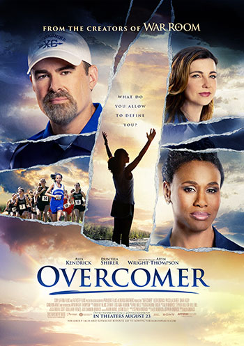 Priscilla Shirer, star of OVERCOMER movie joins the Jesus Calling podcast