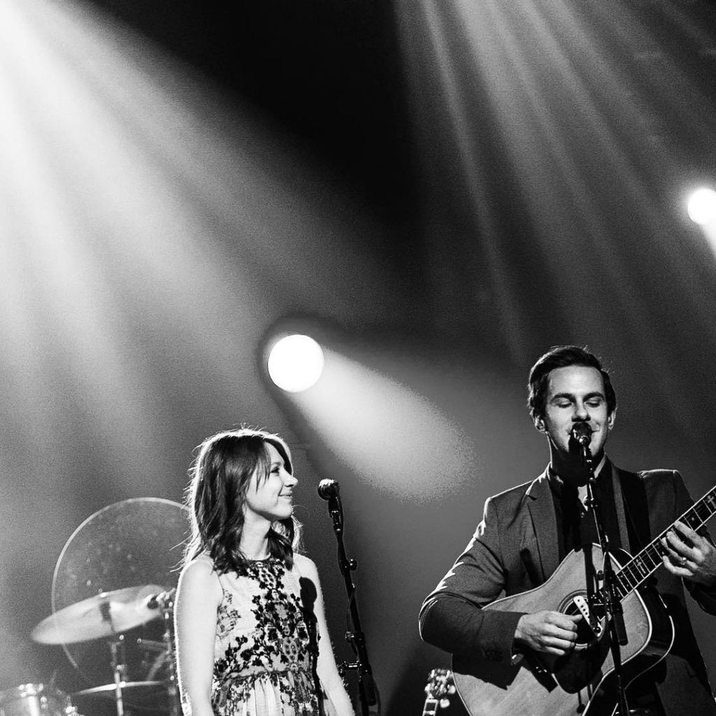 Jenny & Tyler Summers share their music, their approach to family and life to the Jesus Calling audience during a recent podcast episode