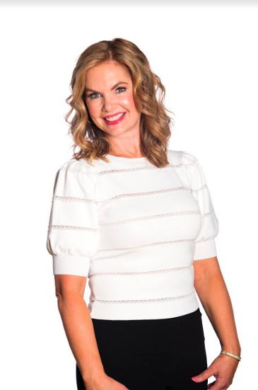 """Victoria Osteen of TBN's """"Better Together"""" recently joined the Jesus Calling podcast"""