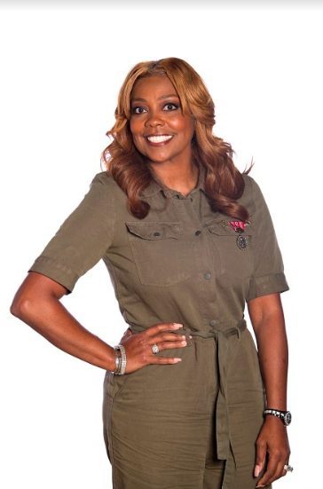 """Dr. DeeDee Freeman of TBN's """"Better Together"""" recently joined the Jesus Calling podcast"""