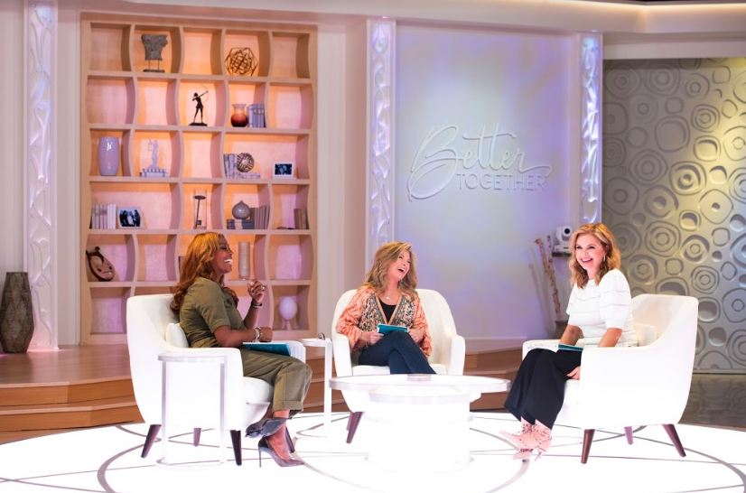 "Jesus Calling podcast welcomes Victoria Osteen, Laurie Crouch & Dr. DeeDee Freeman of TBN's ""Better Together"""