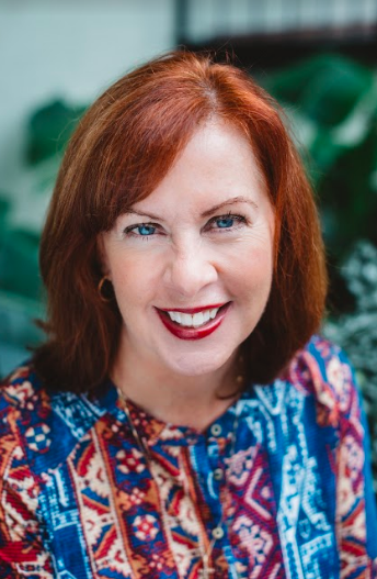 Novelist Rachel Hauck as featured on the Jesus Calling podcast