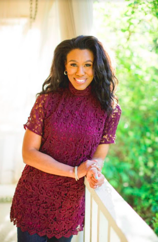 Author and speaker, Priscilla Shirer joins the Jesus Calling podcast