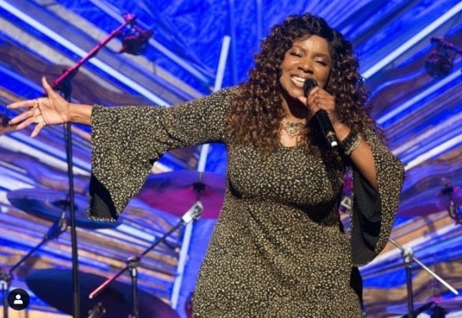 Gloria Gaynor (I WILL SURVIVE) musical artist as featured on the Jesus Calling podcast #166