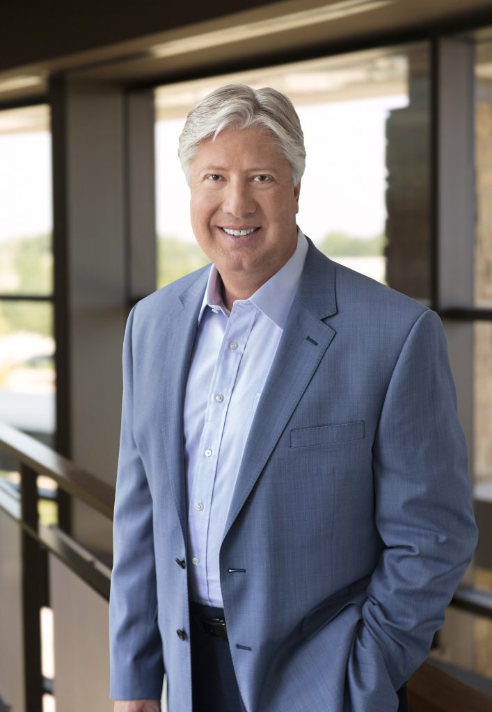 Jesus Calling podcast is thrilled to welcome Pastor Robert Morris (Gateway Church)
