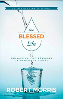 As featured on Jesus Calling podcast #165, Pastor Robert Morris shared about his book, The Blessed Life