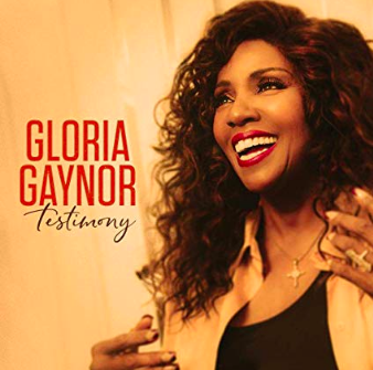 Gloria Gaynor TESTIMONY album as featured on the Jesus Calling podcast episode #166