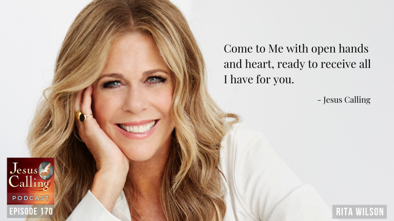 God's Perfect Purpose for Our Imperfect Lives: Rita Wilson and Lisa Osteen Comes show thumbnail