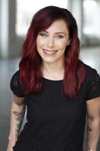 Justine Froelker - guest blogger for Jesus Calling blog