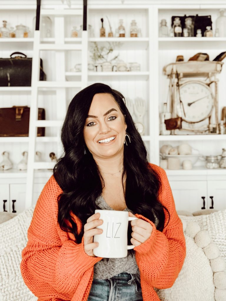 Liz Marie Galvan, author and interior designer, recently joined the Jesus Calling podcast