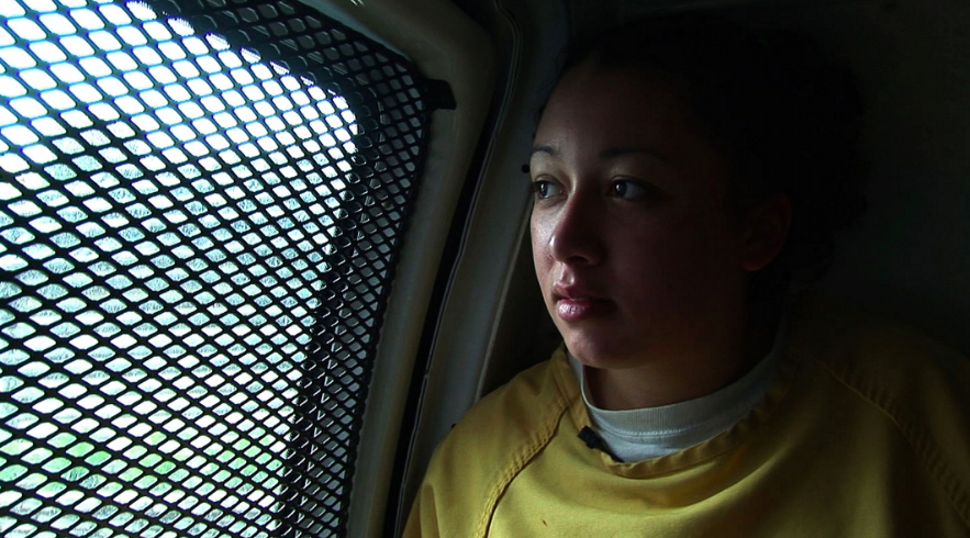 Jesus Calling podcast featuring Cyntoia Brown-Long as she describes how it was learning to live a meaningful life behind bars